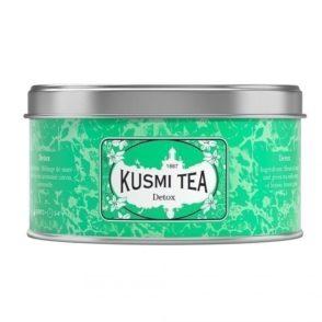 Boite de 125g de Thé Detox de Kusmi Tea