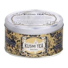 Thé Earl Grey de Kusmi Tea