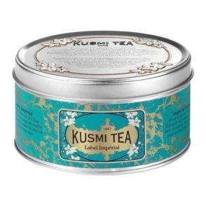 Boite de 125g de Thé Label Impérial de Kusmi Tea