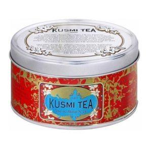 Boite de 125g de Thé du Matin de Kusmi Tea