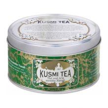 Boite de 125g de Thé Vert à la Menthe de Kusmi Tea
