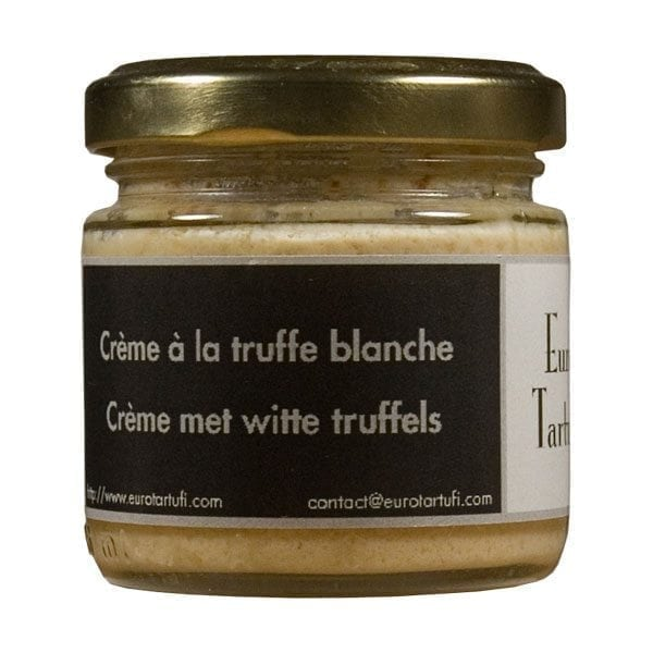 Eurotartufi - Crème à la Truffe blanche
