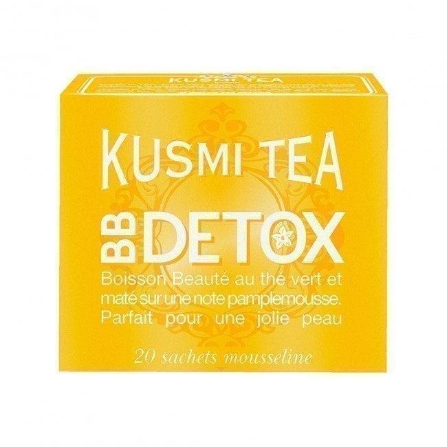 Kusmi Tea - BB Detox - 20 mousselines - Epicurieuse - Stockel - Bruxelles - Belgique
