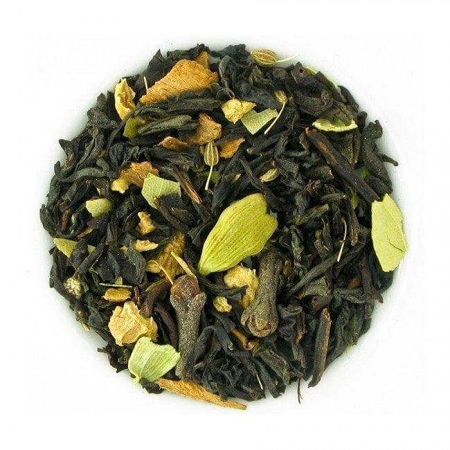 Kusmi Tea - Kashmir Tchai - Thé en Vrac - Bruxelles - Belgique