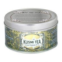 Thé Noir Grand Yunnan N°21 de Kusmi Tea