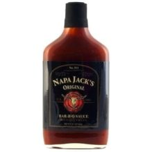 Sauce Barbecue Napa Jack Original 375ml