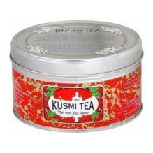 Thé Vert à la fraise de Kusmi Tea