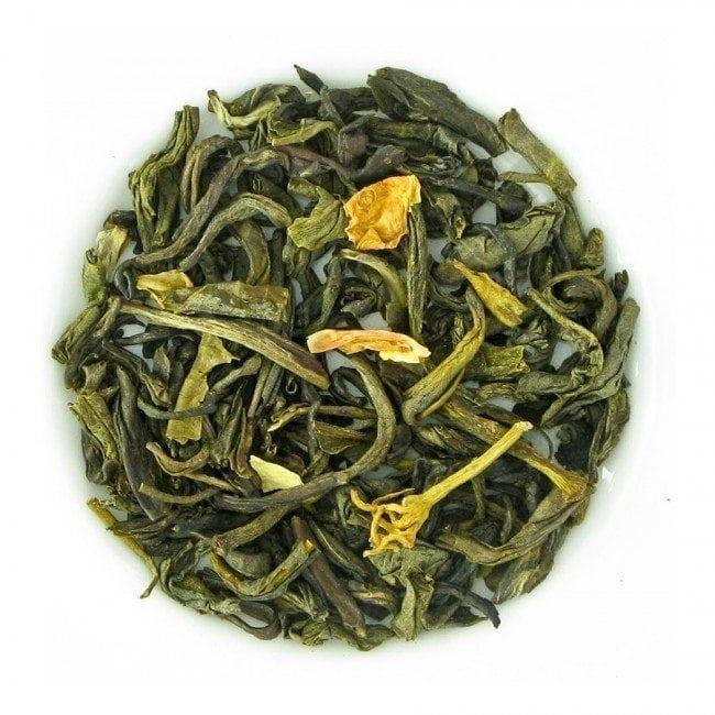 thé vert au jasmin de kusmi tea | l'epicurieuse epicerie fine