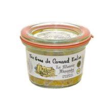 Foie gras de Canard Entier 50g – Manoir Alexandre