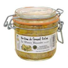 Foie Gras de Canard Entier 190g – Manoir Alexandre