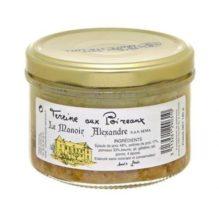 Terrine aux Poireaux 180g – Manoir Alexandre