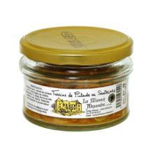 Terrine de Pintade au Sauternes 180g – Manoir Alexandre