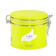 Thé vert Bio – Earl Grey – Lov Organic