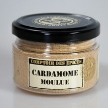 Cardamome moulue