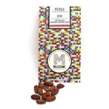 Millésime Chocolat – Pérou 2016 – Lait 55% – Caramel beurre salé