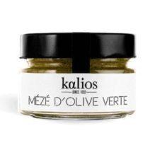 Crème d'Olives vertes Kalios