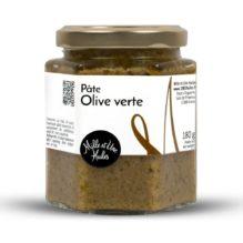 Pâte d'olive verte – 1001 Huiles – 180g