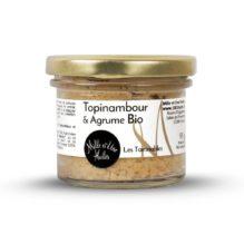 Tartinable de topinambour/agrumes – 1001 Huiles – 90g