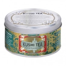 Thé vert St-Pétersbourg de Kusmi Tea