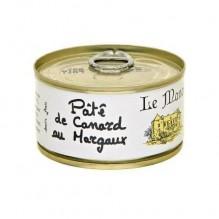 Pâté de Canard au Margaux 130g – Manoir Alexandre