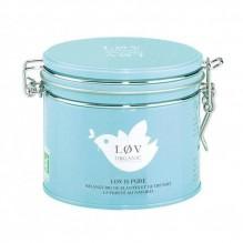 Mélange plantes bio & Thé vert – Lov is pure – Lov Organic