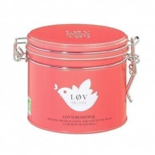 Mélange plantes bio & Thé – Lov is Beautiful – Lov Organic