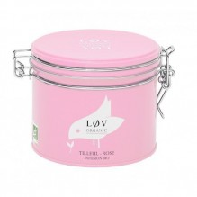 Infusion Bio – Tilleul-Rose – Lov Organic
