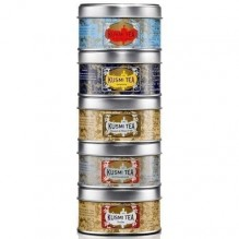 Assortiment Thés -Les Russes- de Kusmi Tea