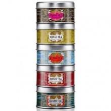 Assortiment miniatures -Les après-midis- de Kusmi Tea