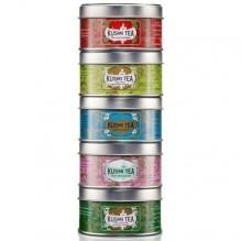 Assortiment Thés -Les Verts- de Kusmi Tea