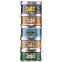 Assortiment miniatures -Les brunchs- de Kusmi Tea