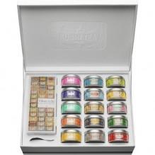 Kusmi Tea Collection de 15 miniatures dans un écrin
