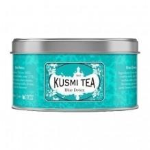 Thé Blue Detox de Kusmi Tea