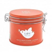 Eau de Fruits Pomme-Cannelle – Lov Organic