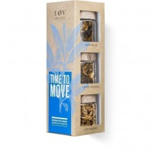 Coffret Time to move – Lov Organic