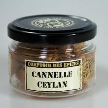 Cannelle Ceylan (bâtons)