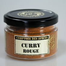 Curry rouge Bénares