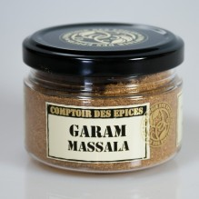 Curry Garam Massala (Inde)