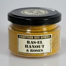 Ras-el Hanout aux roses