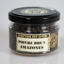 Poivre Brun Amazones