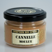 Cannelle moulue