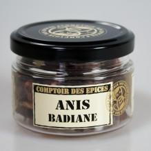 Anis étoilé – Badiane
