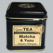 Thé vert Matcha & Yuzu