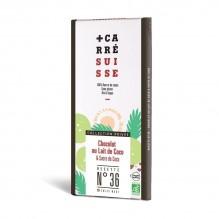 Carré Suisse – Chocolat au lait de Coco & sucre de Coco recette 36