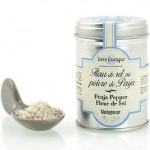 Fleur de sel au poivre Penja 90g