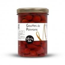 Gouttes de poivrons – 1001 Huiles – 190g