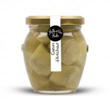 Coeurs d'artichaut miniatures à l'huile – 1001 Huiles – 190g
