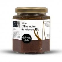 Pâte d'olive noire de Kalamata – 1001 Huiles – 180g