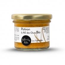 Tartinable de potiron/ail des ours – 1001 Huiles – 90g