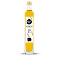 Huile d'olive aromatisée à la truffe noire Biologique – 1001 Huiles – 100ml